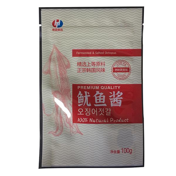 鱿鱼酱包装袋